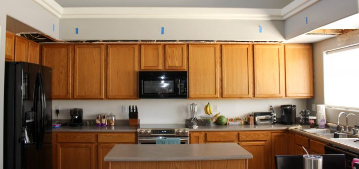 Kitchen Before- Our DIY IKEA Kitchen Remodel