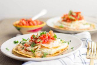 Huevos Rancheros- Mexican Eggs ThaiCaliente.com