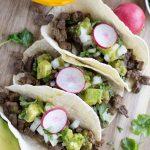 Easy Authentic Carne Asada Street Tacos
