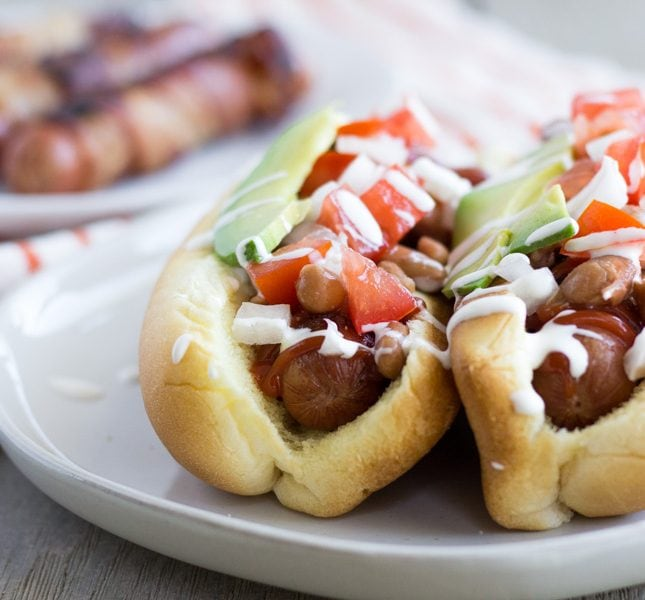 Sonoran Hot Dog- ThaiCaliente.com