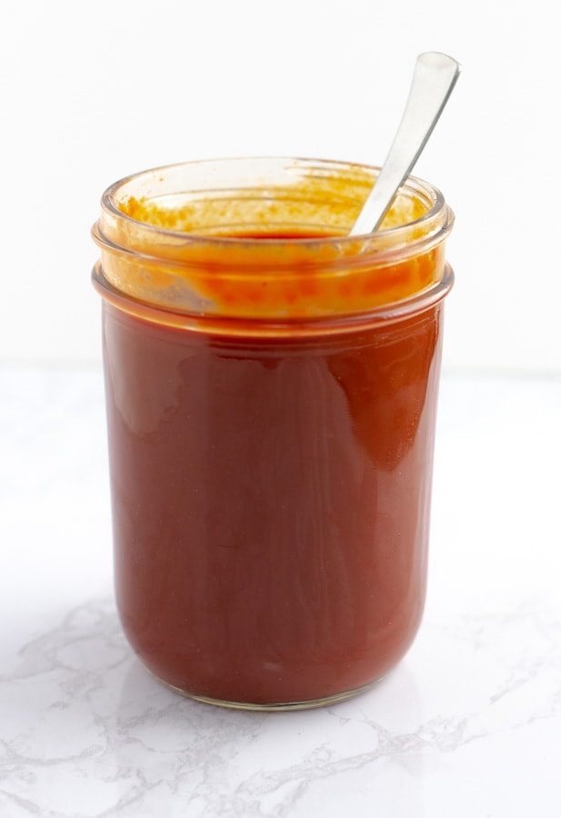 Homemade Red Enchilada Sauce- ThaiCaliente.com
