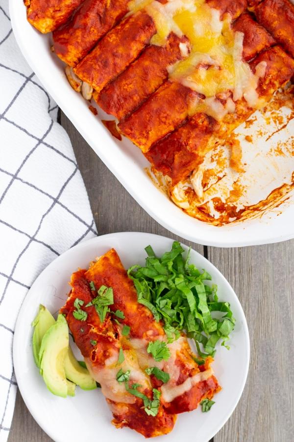 Homemade Red Enchilada Sauce- ThaiCaliente.com